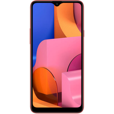 Смартфон Samsung Galaxy A20s 3/32GB (красный)